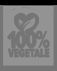 bollino prodotto 100% vegetale