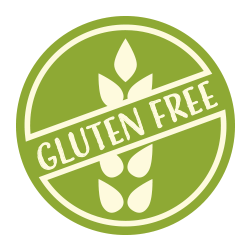 Reolì products are gluten free