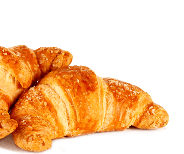 Croissants made with Reolì Sunflower spreadable oil