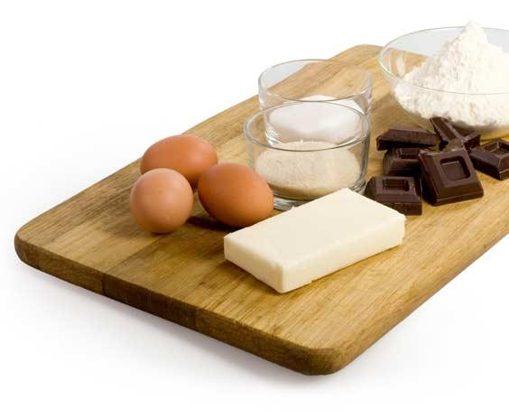 preparare dolci al cioccolato con  olio spalmabile reolì