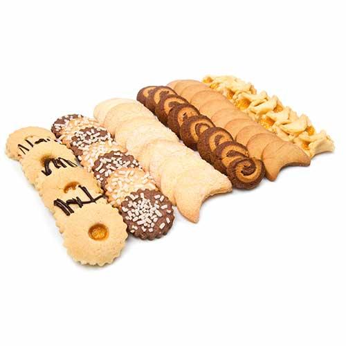 produzione di biscotti con i prodotti Reolì