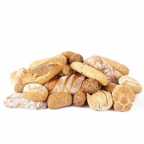 Bread and others bakery products mades with Reolì products