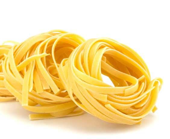 pasta fresca realizzata con olio spalmabile reolì extravergine