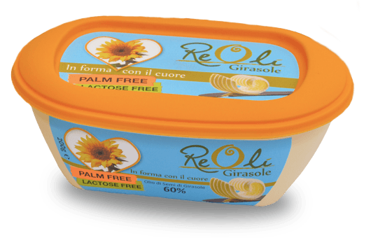 recipes achievable with Reolì Sunflower