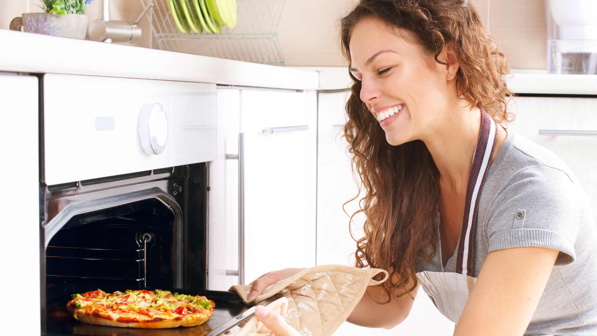 usare olio spalmabile reolì per preparare la pizza in casa