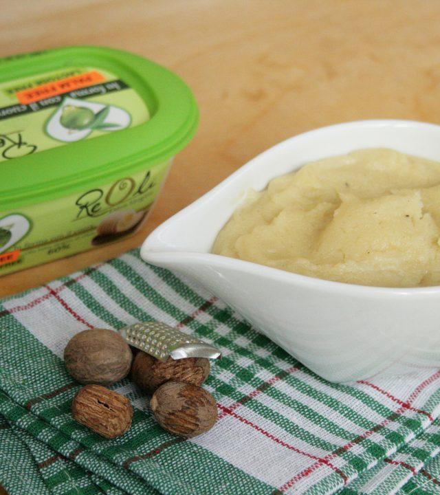 immagine della ricetta Besciamella vegana realizzata con Reolì Extravergine