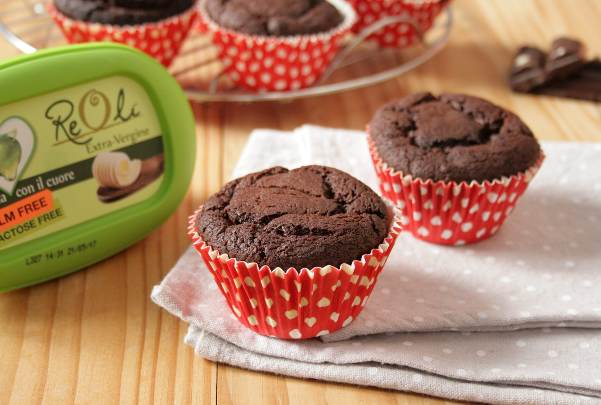 picture of recipeMuffin al cioccolato