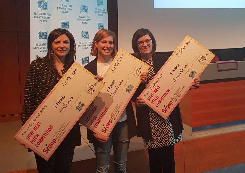 reolì vince un premio al sigep rimini 2018