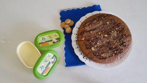immagine dell'articoloTorta Amaretti e cioccolato fondente
