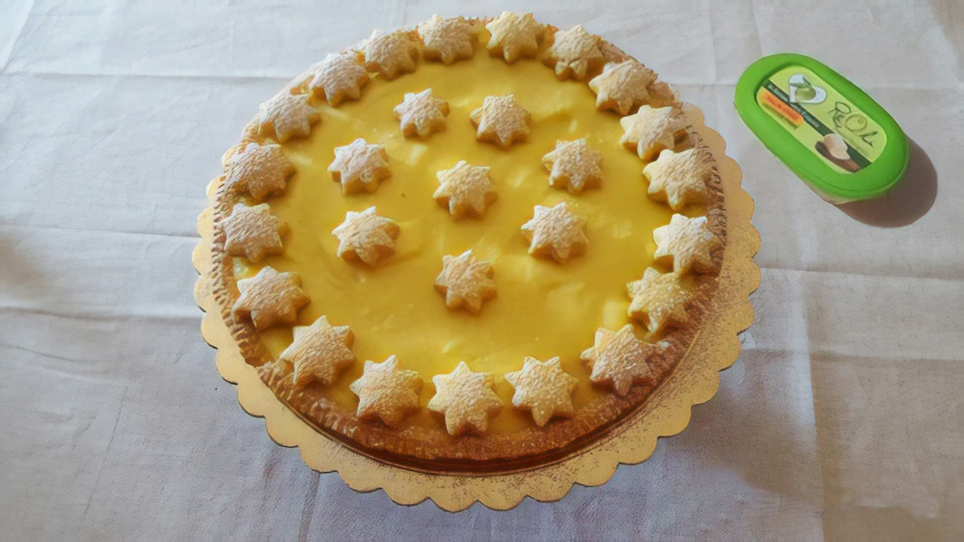 picture of recipeCrostata al limone