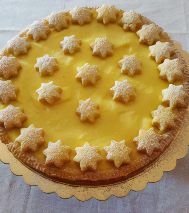 picture of recipeCrostata al limonemade withReolì Extravergine