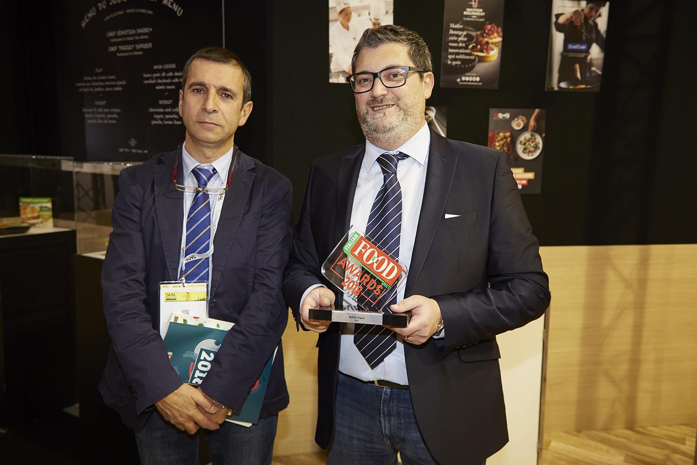 immagine del post Reolì vince il premio innovazione dell'Italian Food Awards – edizione SIAL 2018